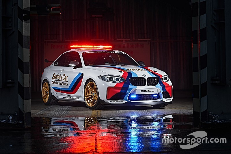 Onthuld: de BMW M2 safety car voor de MotoGP