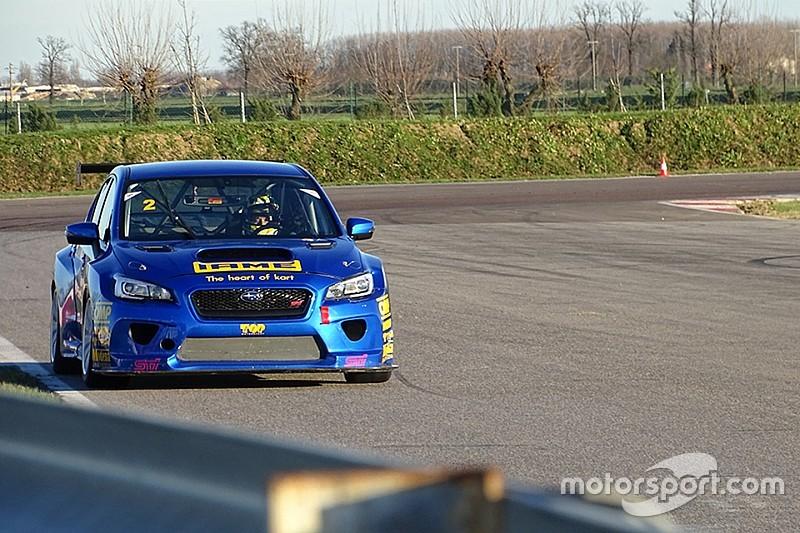 Altri test per la Subaru TCR e Luca Rangoni