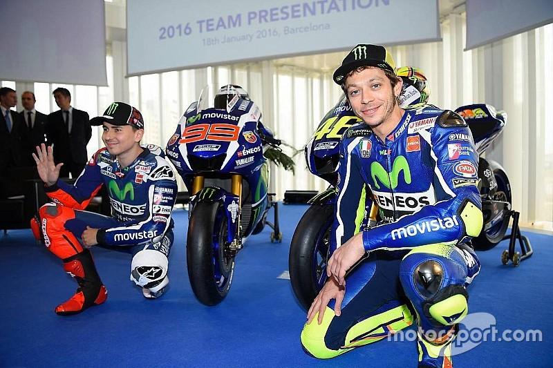 """Mantener a Rossi y Lorenzo en Yamaha para 2017 será """"difícil"""""""