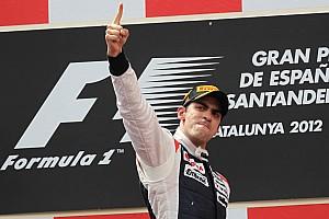 Fórmula 1 Artículo especial Butacas compradas