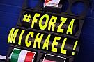 Schumacher: la Kehm spera che un giorno torni