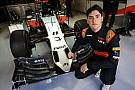 Celis gets two days of running in new Force India