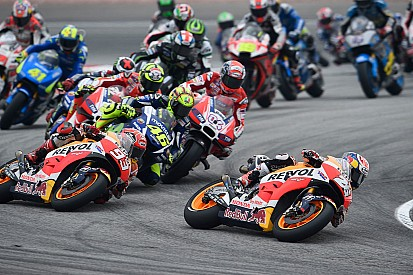 Alle MotoGP-trainingen, kwalificaties en races live op Eurosport 1