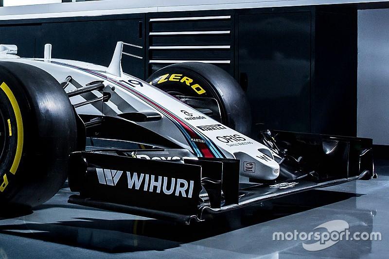 Williams: la scheda tecnica della FW38