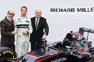 McLaren bevestigt Richard Mille als vervanger van TAG Heuer