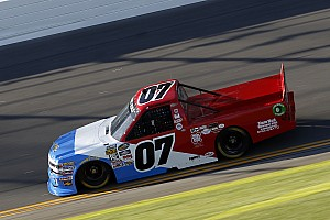 NASCAR Truck Actualités Michel Disdier 11e de la course de Truck à Daytona