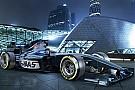 Машина Haas проехала первый установочный круг