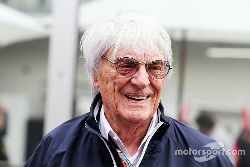 """Ecclestone haalt uit naar F1: """"We runnen iets dat illegaal is"""""""