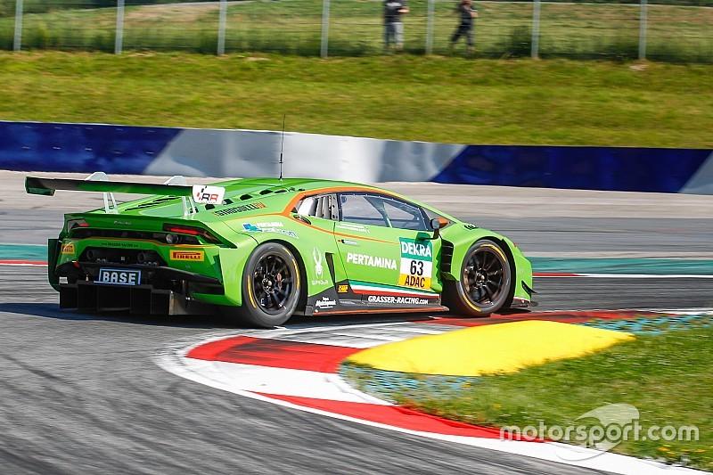 Agostini e Di Folco con Antonelli Motorsport su una Lamborghini Huracán GT3