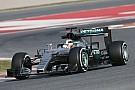 Mercedes usará partes