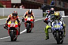Márquez estaría dispuesto a darle la mano a Rossi