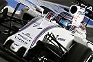 Williams estuda mudar bico antes do GP da Austrália