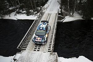 WRC Entrevista Ogier: