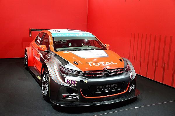 Nueva imagen para el Citroën C-Elysée WTCC