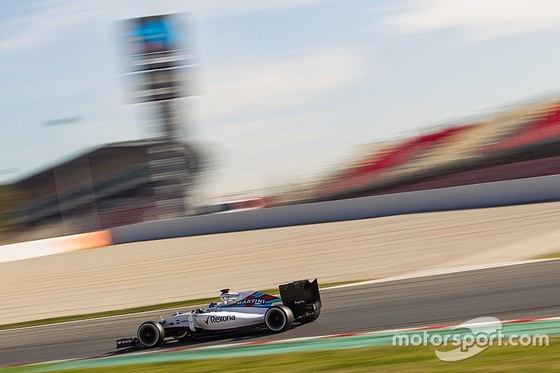 Bottas rijdt snelste tijd, meeste ronden voor Sainz