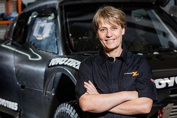 Jutta Kleinschmidt reprend du service chez X-raid