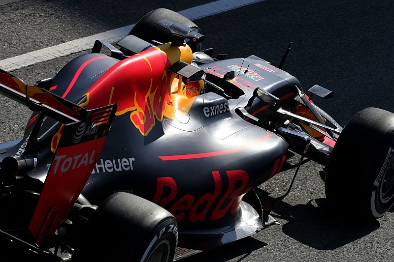 Red Bull probará un Halo alternativo estilo Batimovil
