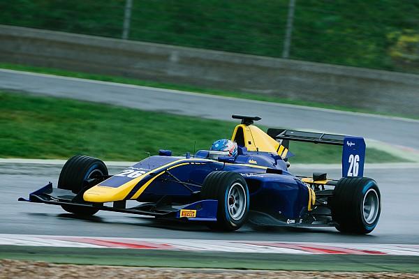 Si conclude positivamente lo shakedown della GP3/16