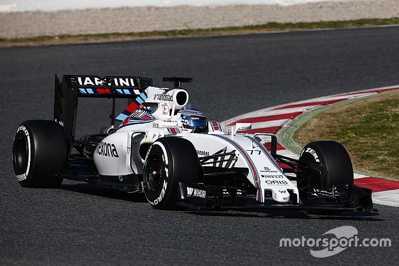 Williams debuteert 2016-neus pas in Melbourne
