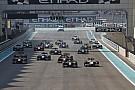 Календари GP2 и GP3 утверждены без гонок в России