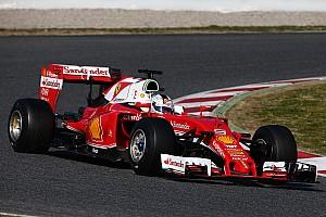 Формула 1 Отчет о тестах Феттель лидирует в последний тестовый день, у Mercedes – проблемы