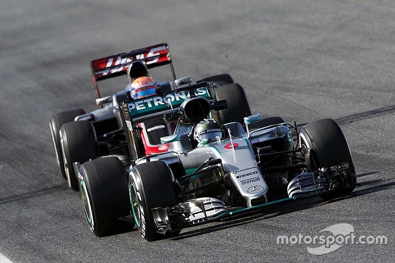 Formule 1 vijf seconden sneller in 2017