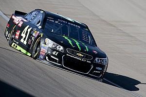 NASCAR Cup Relato de classificação Em casa, Kurt Busch conquista segunda pole seguida