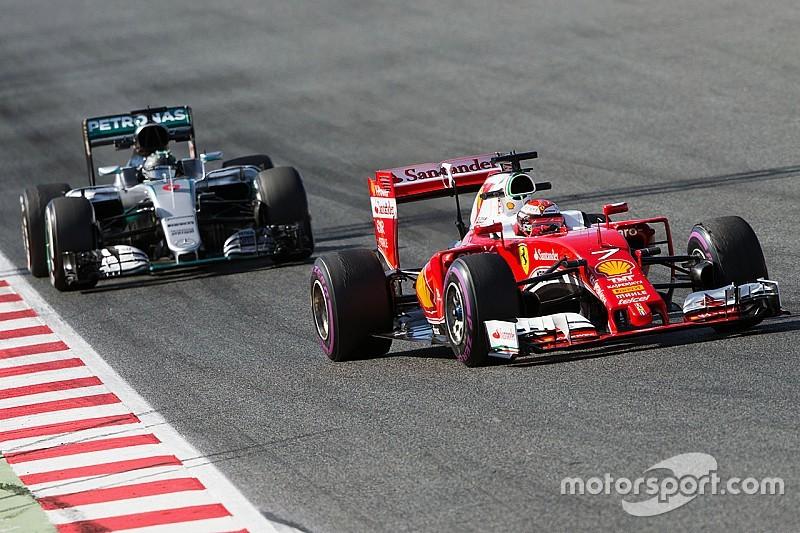 """Rosberg: """"Temo che adesso la Ferrari sia molto vicina!"""""""