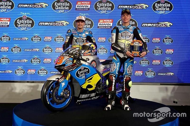 Marc VDS stelt nieuwe MotoGP-livery voor
