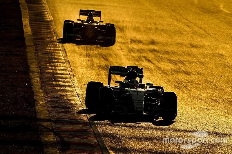7aad3e2782 Veja as melhores fotos de James Moy nos testes da F1