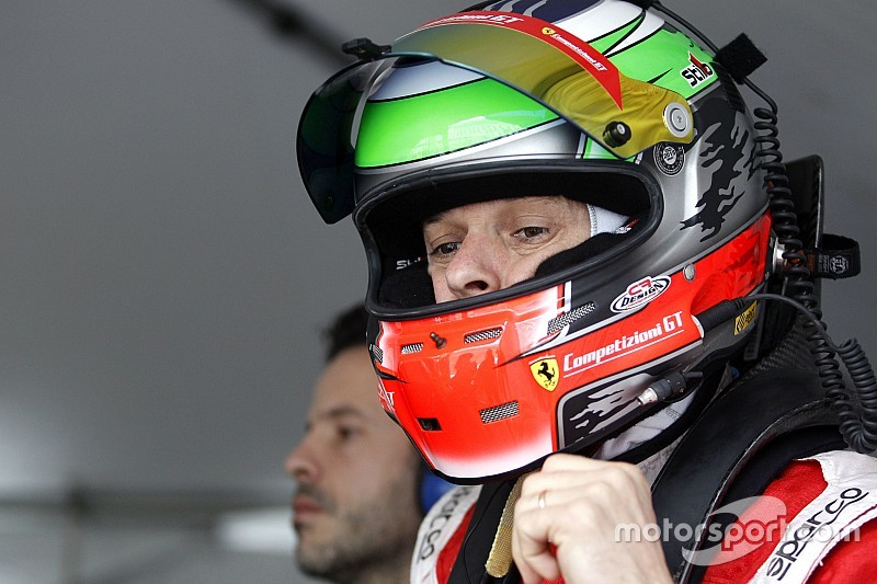 Fisichella to race selected Blancpain Endurance rounds with AF Corse