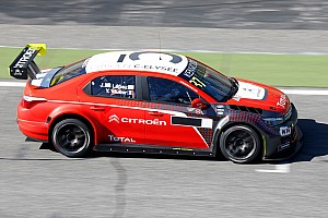 WTCC Интервью Лопес посоветовал не ждать побед Citroen в первых гонках