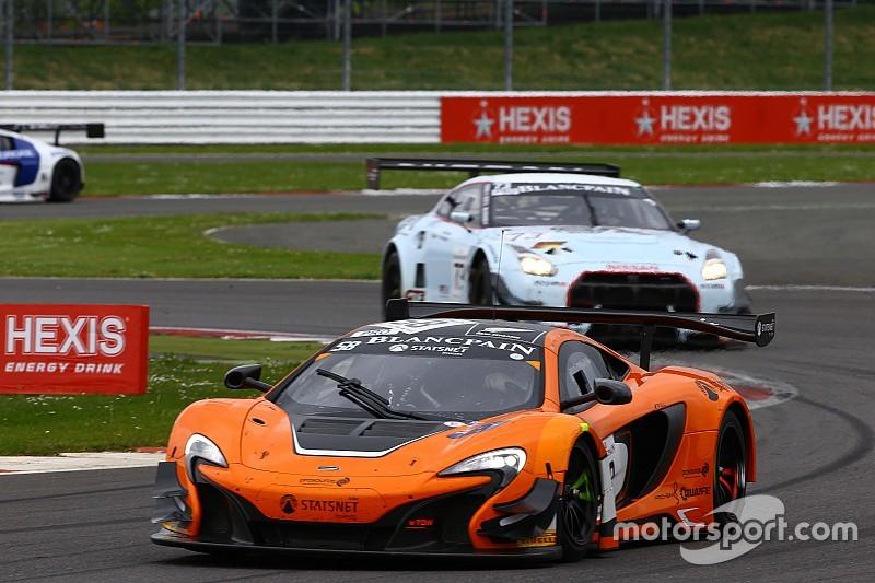 McLaren GT kondigt Blancpain GT-coureurs aan