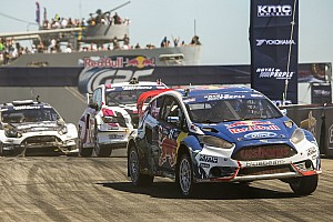 Global Rallycross regresa a Los Ángeles para el final de 2016