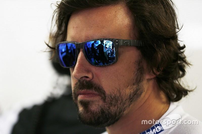 """""""Quiero ganar las 24 Horas de Le Mans y la Indy 500"""", dijo Alonso"""