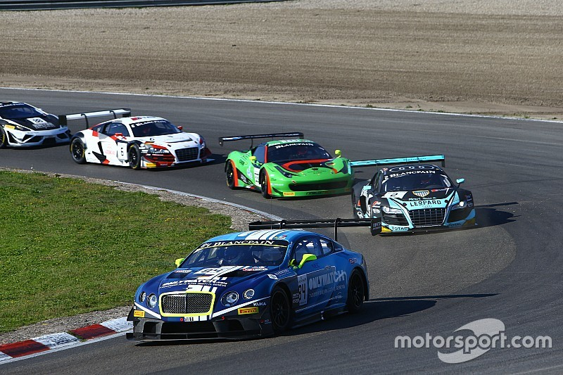 2016 Blancpain GT Series reaches new heights