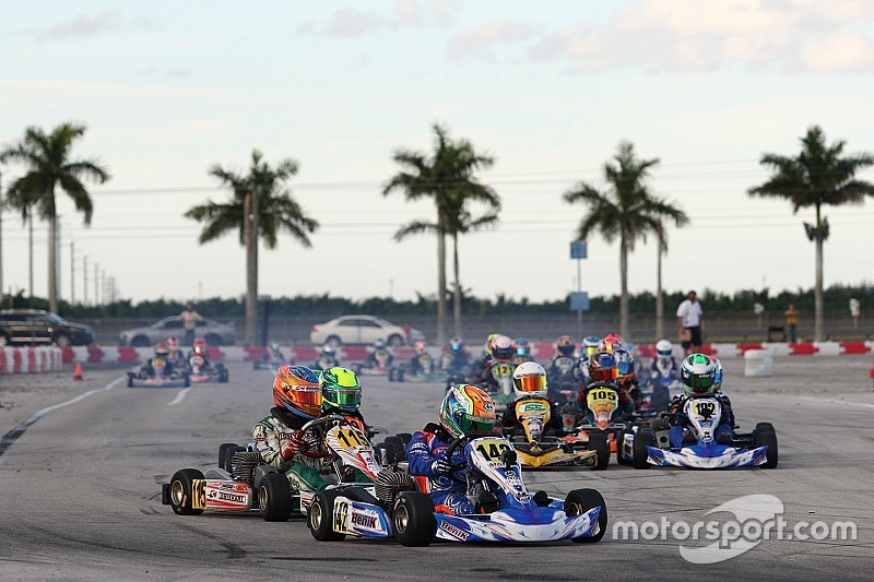 It's showdown time for ROK racers in West Palm Beach