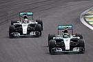 Mercedes diz que irá dar mais liberdade a pilotos