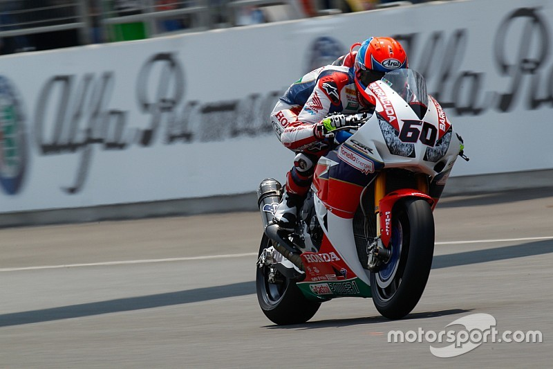 Superbike-WM Buriram: Michael van der Mark holte seine erste Pole-Position