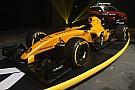 Com mais amarelo, Renault revela pintura definitiva do RS16