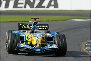 Formule 1 Diaporama Photos - Les 10 derniers vainqueurs du GP d'Australie