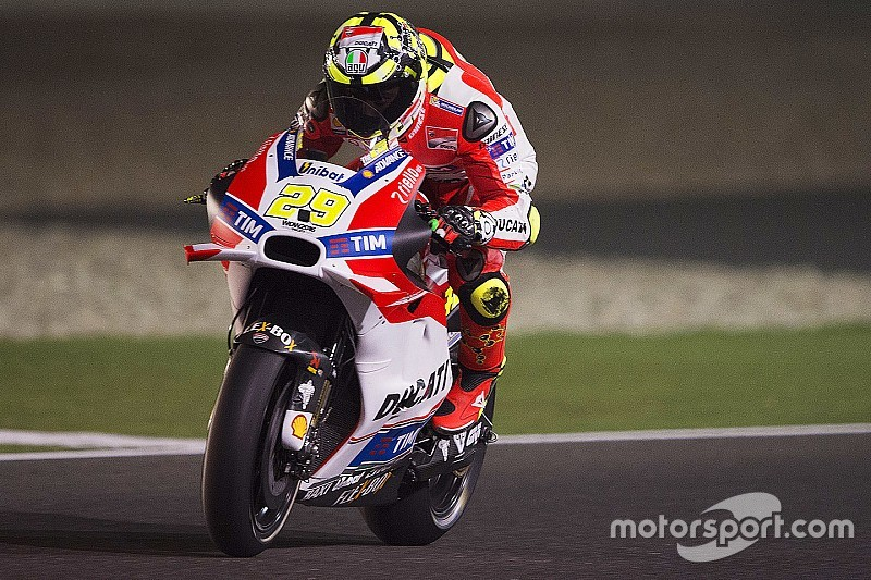Qatar MotoGP: Iannone snelst in tweede training