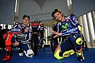 У Лоренсо не хватит смелости перейти в Ducati, убежден Росси