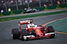 Vettel lamenta estratégia agressiva após bandeira vermelha