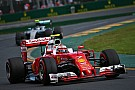 Ferrari: a Raikkonen si è rotto solo il turbo
