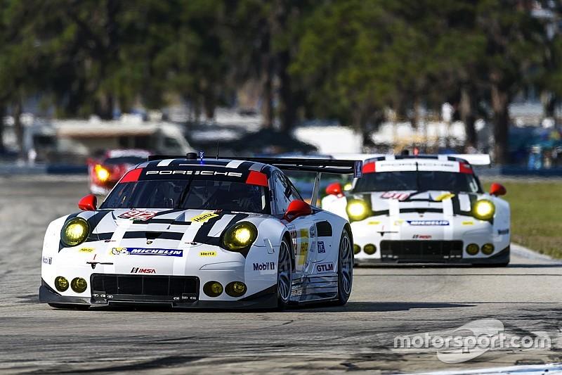 12h Sebring: Höhen und Tiefen für Porsche