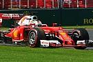 Ferrari rebate críticas à estratégia e admite certa decepção