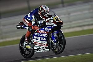 Moto3 比赛报告 Moto3卡塔尔站: 安东内里凭借0.007秒夺冠