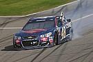 """NASCAR Fontana: Hollywood-Sieg für """"Superman"""" Jimmie Johnson"""