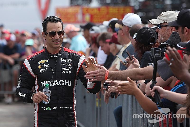 Penske ofrece apoyo incondicional a Castroneves para Indy 500